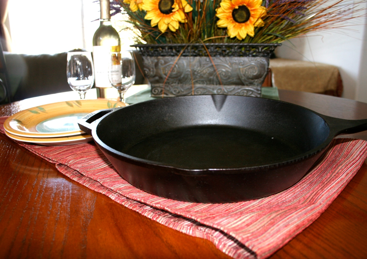 Guest Post:  Lessons on finding the best cast iron skillet by Doug Thomas