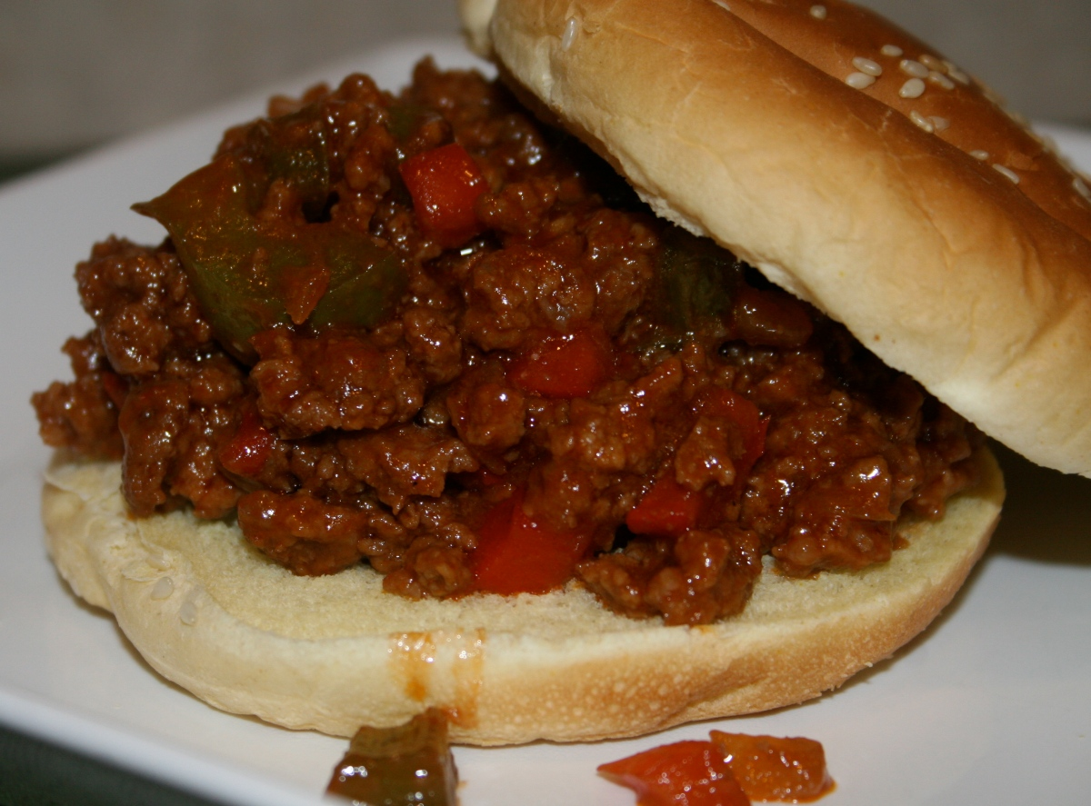 Good 'Ol Fashioned Sloppy Joes